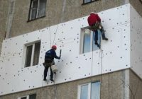 Чи варто утеплювати квартиру за допомогою промислових альпіністів?